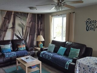 Super cute apartment  in the heart of Flagler Beach