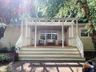 Sawyer Cottage Just Steps from Warren Dunes State Beach!