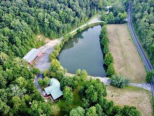 Sweet Springs Lodge - Lake Guntersville, AL