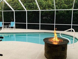 Beach House with pool 1mi from Beaches!