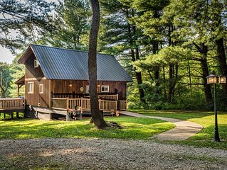 Stephen's Creek Log Cabin