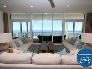 Vista Del Mar 305-Luxury Unit w/Beach Views, Large Terrace & Amazing Interior