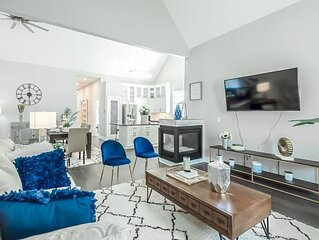 Ultra Chic Indianapolis Home Away from Home!