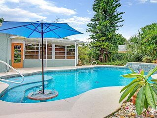 Watkins Heiau Pool Paradise