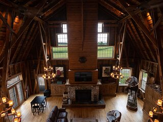 Beautifully Refurbished Barn Is Perfect For Large Groups And Families