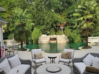 Resort Luxury Home, Very elegant, the ultimate relaxing destination estate.