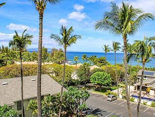 Kihei Akahi #C606-1BR Condo Across Beautiful Beach