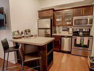 Jackson - 1 Bedroom Loft Suite