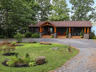 Sunset Point:'Upscale Keuka Lakehouse, Walk To Keuka Springs Winery!'
