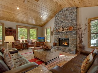 A Walk In The Woods: Gorgeous Home Backs To Forest & Regional Park