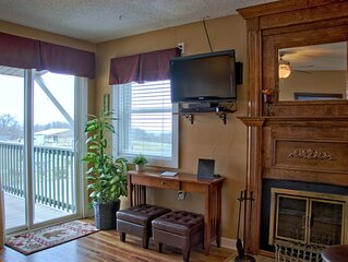 The top pick ... Beech Mountain 3rd floor condo with pool, hot tub & suana