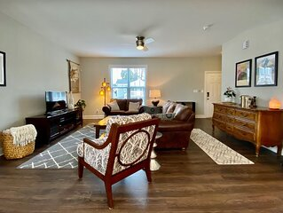 New Relaxing Home in Downtown Raleigh