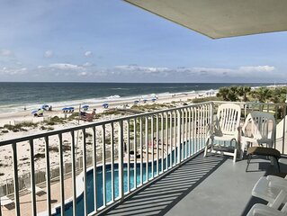Ocean House 2306 3 bedroom 3 bath gulf-front condominium