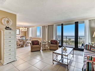 Beautiful condo w/ Balcony overlooking the ocean on Amelia Island Plantation