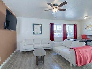 37A- Casa Grande Modern Condo 1bd  w Heated Pool