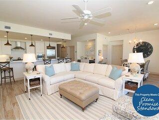 Vista Del Mar 303-Luxury Unit w/Beach Views, Large Terrace & Amazing Interior