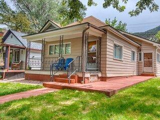 Spacious home in downtown Glenwood Springs