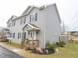 Welcome! These gorgeous, JUST built homes in Highland Falls is the perfect luxurious getaway only minutes from all the excitement the city has to offer.