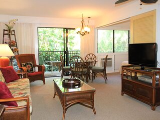 HK-B16 - Maui Gardenview Condo in Secluded Beachfront Resort on Ma'alaea Bay
