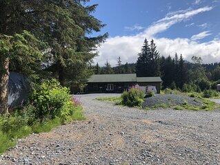 Alaskan sportsman's Home