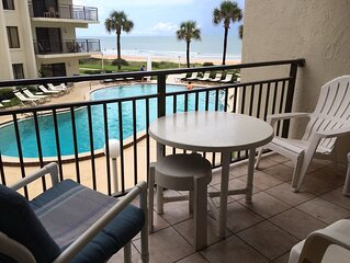 Ormond Beach Oceanfront Condo