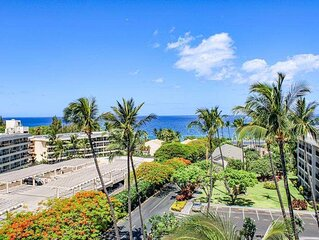 Kihei Akahi #D613-1 BR Condo Across Beautiful Beach