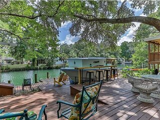 Fun Weeki Wachee River Boathouse