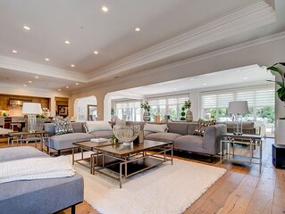 Beautiful 6,244sqft SoCal Luxury Vacation Home
