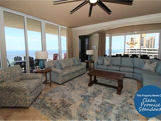 Mediterranean West 702 - Newly Listed Beach Front with Amazing Views!