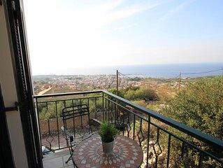 Kyparissia Castle & Sea view
