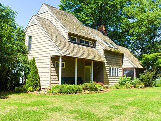 Beautiful, Secluded Waterfront Home in the heart of the Northern Neck