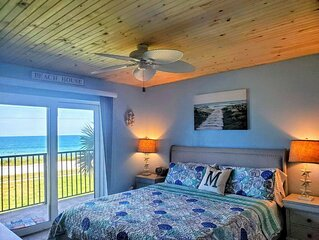 2/2 Direct Oceanfront w/ Oversized Balcony. Recently Updated Top to Bottom!