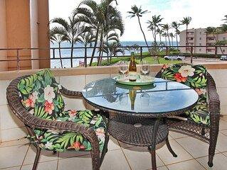 IS305 - Beautifully Upgraded Maui Oceanview Condo on Ma'alaea Bay Resort