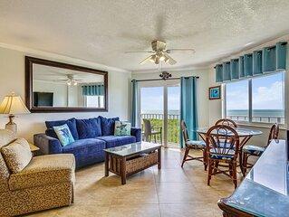 Oceanfront condo w/beach access, shared tennis, pool, etc. - marina available!