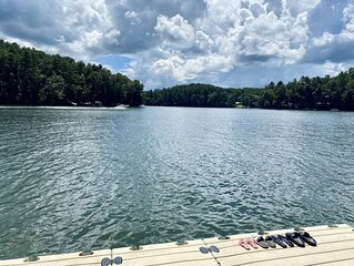 LAKE ACCESS, 5 Bedroom, 3 Bathroom, newly renovated home on a gorgeous property.
