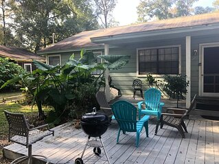 2 Bedroom, 2 Bath Close to Downtown, Midtown, and FSU