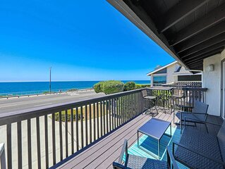 Ultimate Beach House for Your Next Vacay~50 feet from the Beach!!