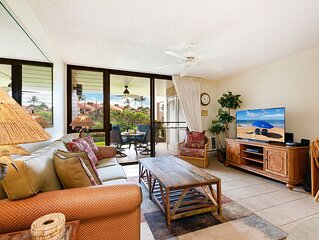 GROUND FLOOR-KAMAOLE SANDS-LARGE LANAI-NICELY UPDATED-AC-METICULOUS CLEANING