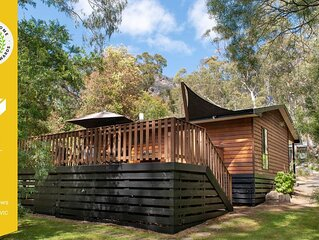 Gold Winner for the Best Holiday Home in Australia according to Stayz Free Wi-fi