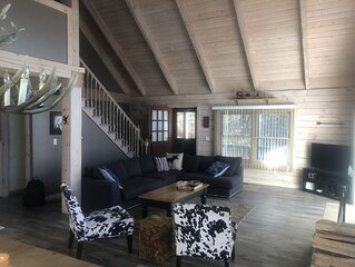 5 bedroom chalet close to downtown Ellicottville and Holiday Valley!