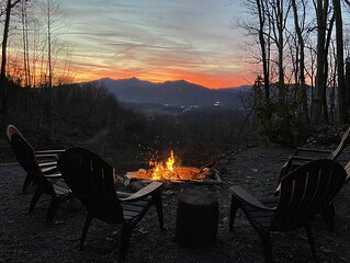 Beautiful Smoky Mountain View