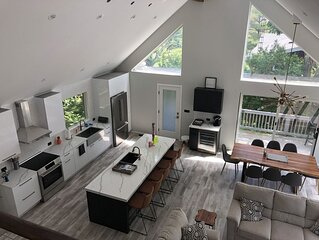 Perfect Home-Away in Montauk! Remote-access friendly for all!