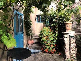 Charmante maison de village à Fontaine-de-Vaucluse