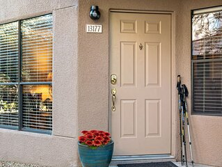 Private, Ground floor,  Foothills Condo