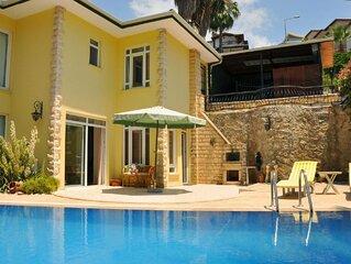 Ferienhaus Alanya fur 1 - 6 Personen mit 3 Schlafzimmern - Ferienhaus