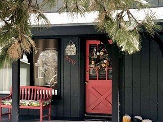 Fantastic Home w/ SPA, Deck, Lots of Upgrades! Close to Slopes, Lake & Village