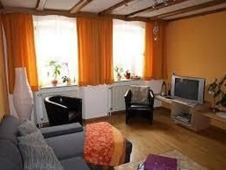 Vacation home Rommersheim for 4 - 8 persons with 4 bedrooms - Holiday apartment, vacation rental in Orlenbach
