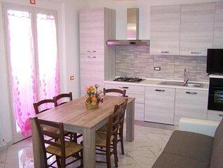 Ferienwohnung Riccione für 1 - 5 Personen mit 1 Schlafzimmer - Ferienwohnung
