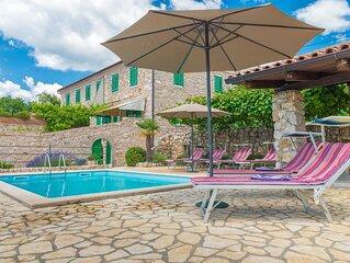 Ferienhaus Crikvenica fur 1 - 6 Personen mit 3 Schlafzimmern - Ferienhaus