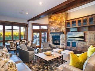 Luxury 3BD Village at Northstar Residence w/ Ski Valet - Northstar Lodge 404